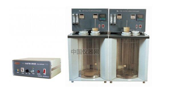 上海昌吉润滑油抗特性试验器SYD-12579