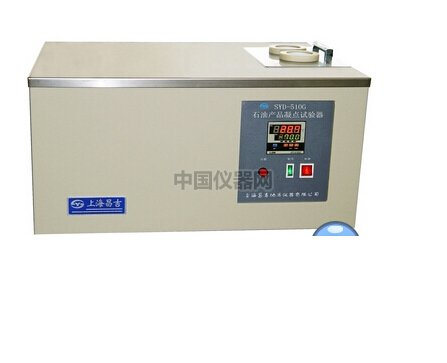 上海昌吉石油产品凝点试验器SYD-510G
