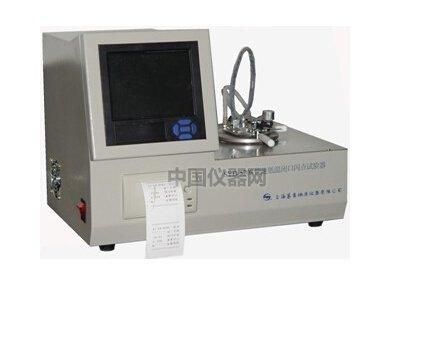 上海昌吉自动闭口闪点试验器SYD-5208