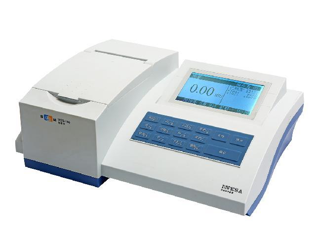 上海雷磁WZS-186型浊度计